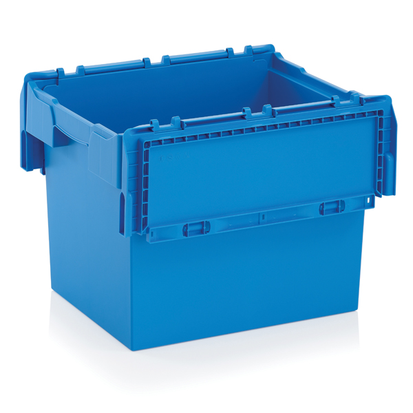 plastic box with lid 2
