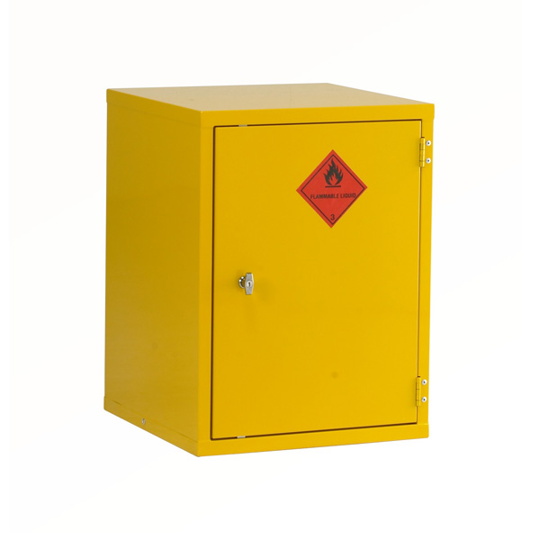 Ref: FB4 Range Hazardous Storage Cabinet (610 X 457 X 457mm)