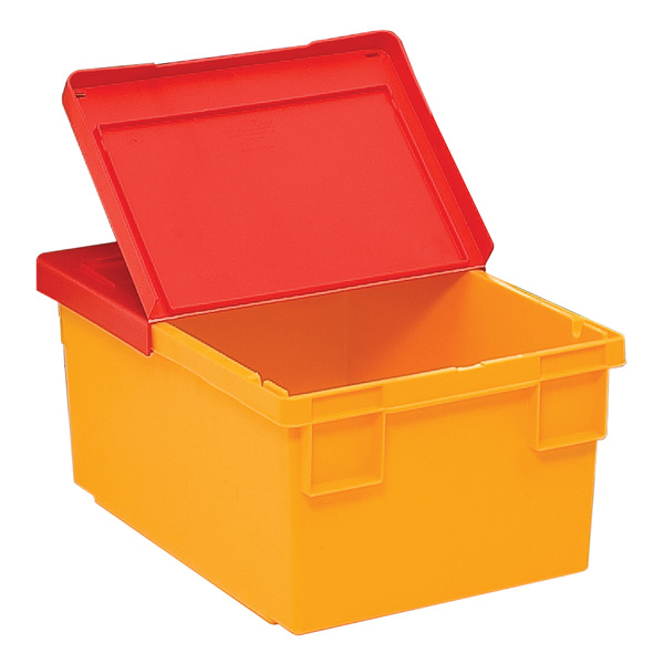 Superbe Ref: PLAS M714 Folding Hinged Lid For Storage Boxes. U2039