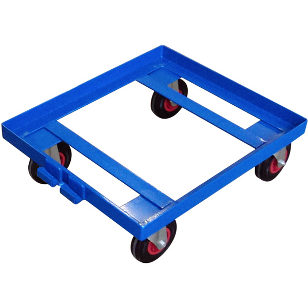 Various Style Plastic Storage Heavy Duty Rolling Dolly