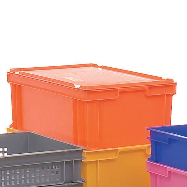 Ref Plas M213 Drop On Euro Container Lid 600 X 400mm