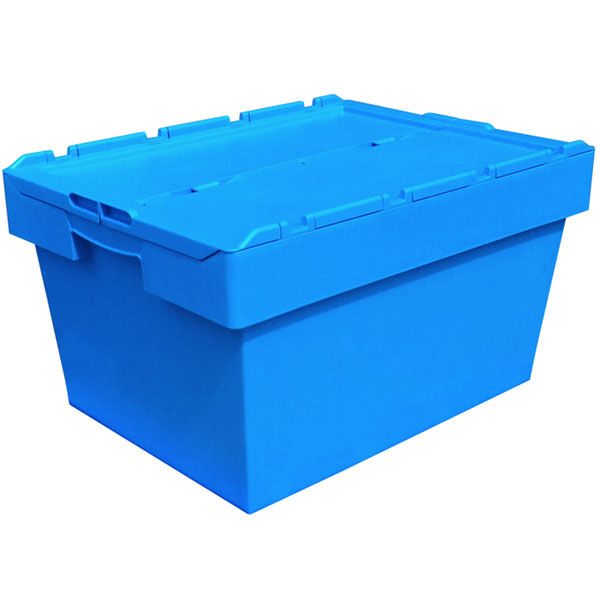 Large Storage Boxes With Hinged Lids ...