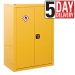 Ref: Hazardous Storage Floor Cupboard (1200 x 900 x 460mm)