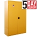 Ref: Hazardous Storage Floor Cupboard (1800 x 1200 x 460mm)