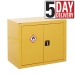 Ref: Hazardous Storage Floor Cupboard (700 x 900 x 460mm)