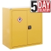 Ref: Hazardous Storage Floor Cupboard (900 x 900 x 460mm)
