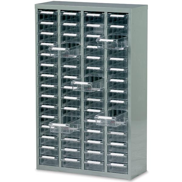 Ref B052007 Small Parts Box Cabinet 60 Drawer Unit