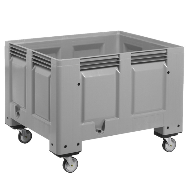 Ref 4401 105 Big Box Pallet Container 4 Wheels 670