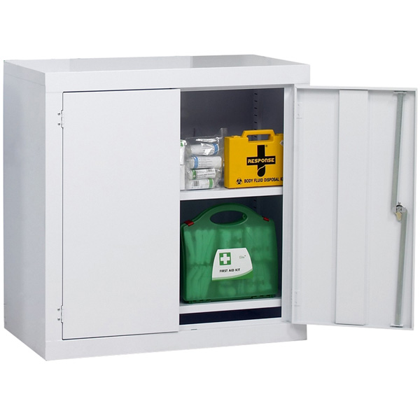 Ref Fac60 First Aid Cabinets 915 X 915 X 457mm Floor