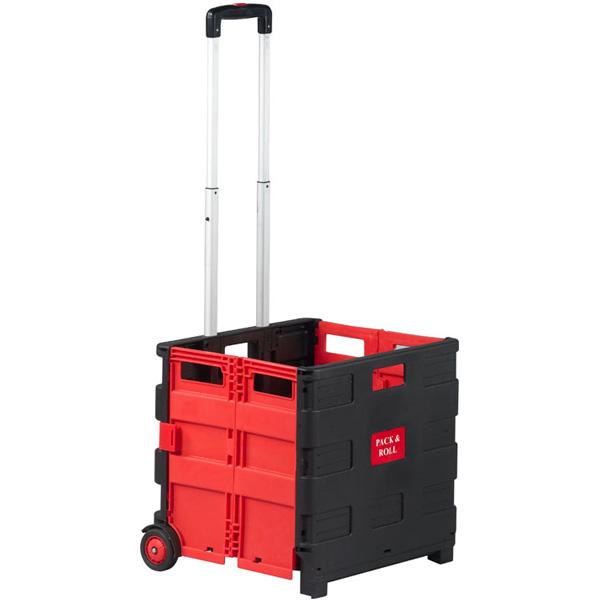 Ref Plas Fbt Folding Box Trolley Weight Load 35kgs