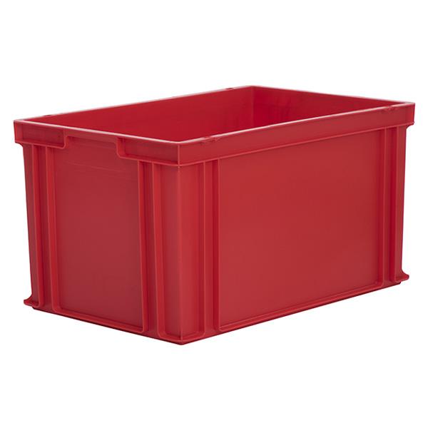 Plas M202a Plastic Containers 600 X 400 X 325mm 65 Litre