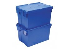 Kaiman Attached Lid Plastic Container Range