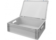 Euro Stacking Container Cases Basicline Range