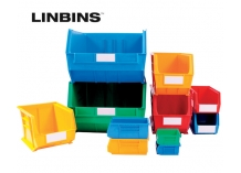 Linbins - Grey Linbins, Black Linbins and Coloured Linbins