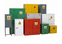 Hazardous Storage Cabinets and Cupboards