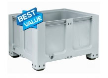 Plastic Pallet Boxes Best Value Economy Range