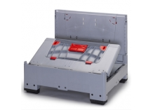 Economy Range Folding Pallet Boxes