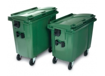 Large Wheelie Bins