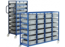 Tray Racks and Container Racks