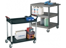 Utility Trolleys and Shelf Trolleys