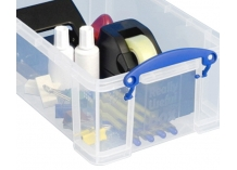 Clear Plastic Storage Boxes and Really Useful Boxes