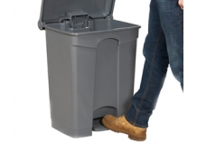 Pedal Bins for the Workplace