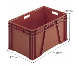 Stacking Container 106 Litre