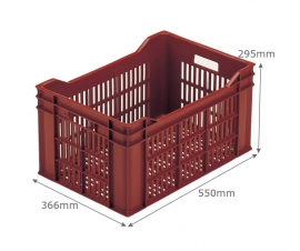 Stacking Ventilated Container 50 Litres