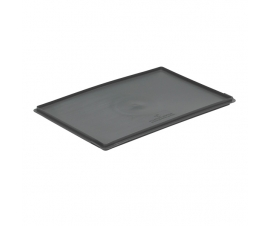 600 x 400mm Loose Lid for Grey Range Euro Containers