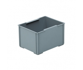 Grey Range Euro Container 1/8 size for 600 x 400 mm containers