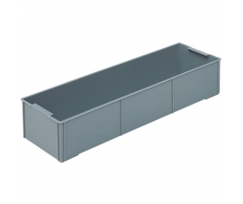 Euro Container 1/2 Size Lengthways for 600 x 400 mm Containers