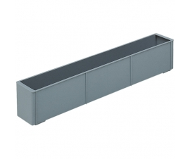 Removable Insert 1/4 Size Lengthways for 600 x 400 mm Containers
