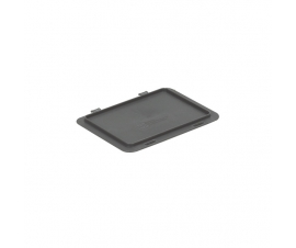 200 x 150mm Hinged Lid for Grey Range Euro Containers