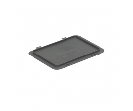 300 x 200mm Hinged Lid for Grey Range Euro Containers