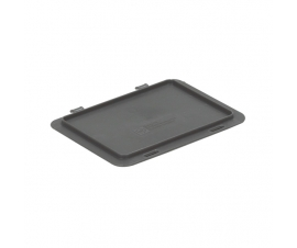 400 x 300mm Hinged Lid for Grey Range Euro Containers