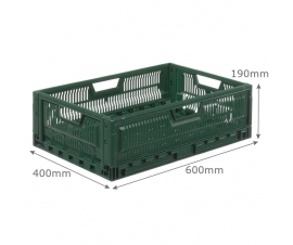 Foldable Euro Container