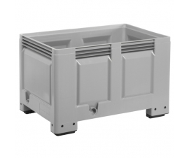 535 Litre Pallet Box with Feet