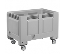 535 Litre Pallet Box with Wheels (Castors)