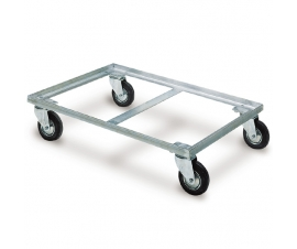 Euro Dolly 800 x 600mm Anti Static Castors