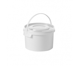 2.5 Litre Airtight Bucket - Food Grade