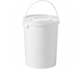 25 Litre Airtight Bucket - Food Grade