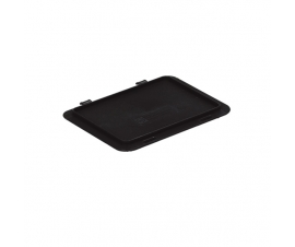 Euro Conductive Container Hinged Lid (300 x 200mm)
