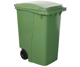 360 Litre Wheelie Bins are 2 wheeled extra large wheeled bins