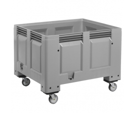 670 Litre Pallet Box with Wheels
