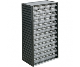 551-3 Small Parts Drawers Cabinet with 48 Drawers