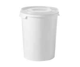 60 Litre Airtight Bucket - Food Grade