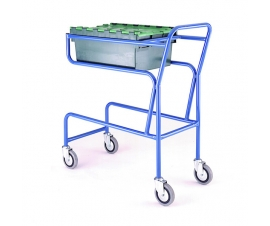 CT03P Container Trolley For Containers