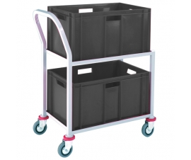2 Euro Container Distribution Trolley