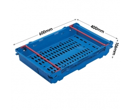 DH641002 Bale Arm Vented Tray