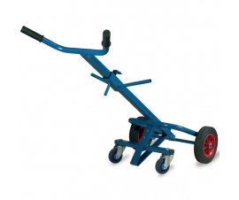 Drum Truck With Rear Wheels